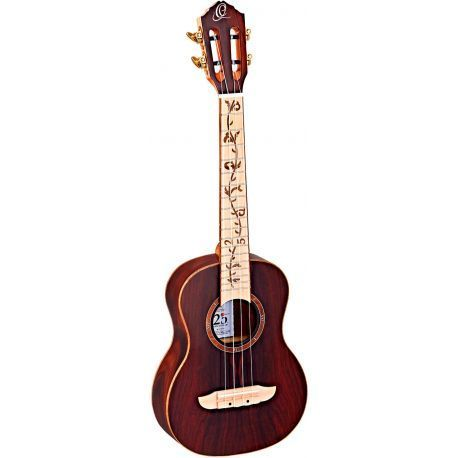 Ukelele tenor ORTEGA modelo RU-25TH-TE electrificado