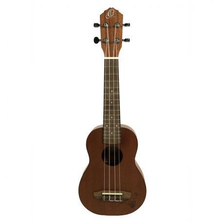 Ukelele soprano ORTEGA modelo RU5MM-SO