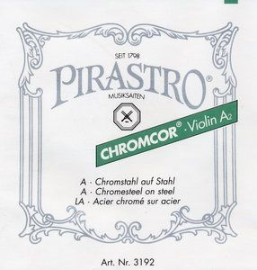 Juego cuerdas violin CHROMCOR modelo 319020