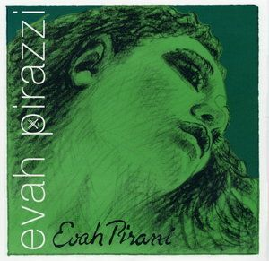 Juego cuerdas contrabajo EVAH PIRAZZI