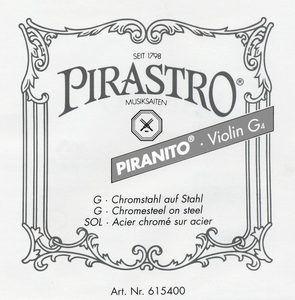 Juego cuerdas violin 3/4-1/2 PIRANITO modelo 615040
