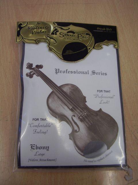 Protector barbada violin modelo STRAD PAD grande