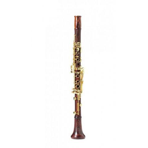 Clarinete Sib BACKUN modelo PROTEGE COCOBOLO llaves ORO