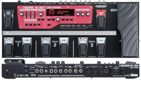 Looper BOSS modelo RC-300