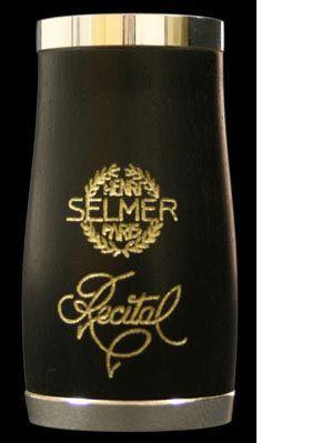Barrilete clarinete SELMER modelo RECITAL