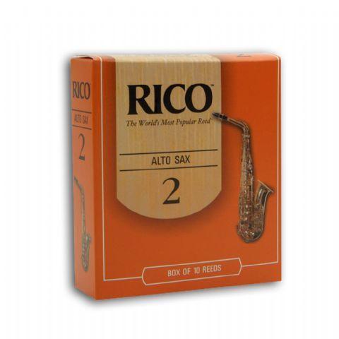 Caja cañas saxofon alto RICO modelo RICO