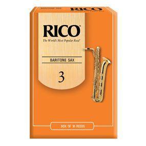 Caja cañas saxofon baritono RICO modelo RICO