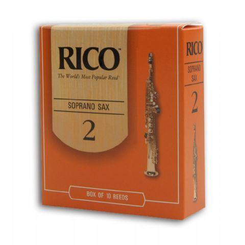 Caja cañas saxofon soprano RICO modelo RICO