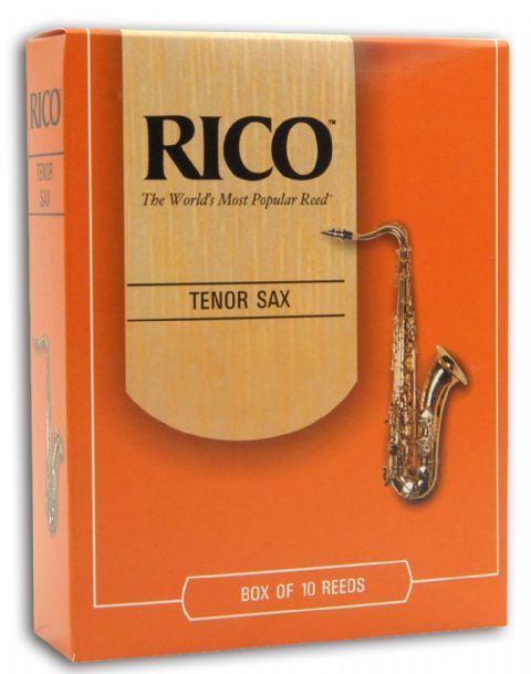 Caja cañas saxofon tenor RICO modelo RICO