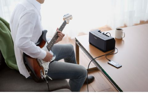 Amplificador guitarra ROLAND modelo CUBE-LT BK