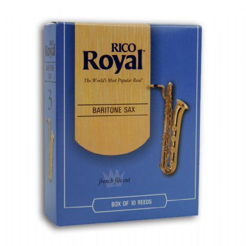 Caja cañas saxofon baritono RICO modelo RICO ROYAL