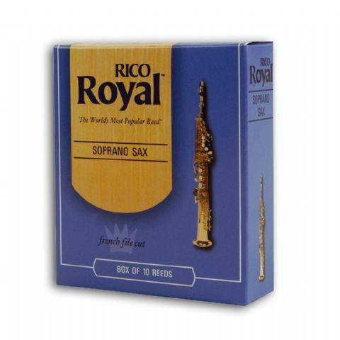 Caja cañas saxofon soprano RICO modelo RICO ROYAL