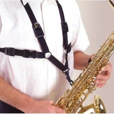 Arnés saxofon BG modelo S40SH
