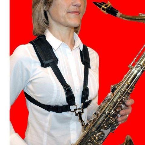 Arnes saxofon mujer BG modelo S41-CSH COMFORT
