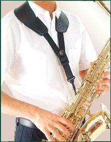 Correa saxofon BG modelo S70 SH YOKE