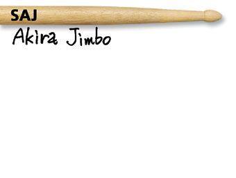 Baquetas VIC FIRTH modelo AKIRA JIMBO SAJ