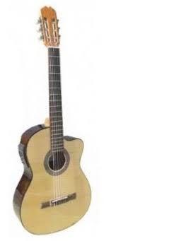 Guitarra clásica ADMIRA modelo SARA EC