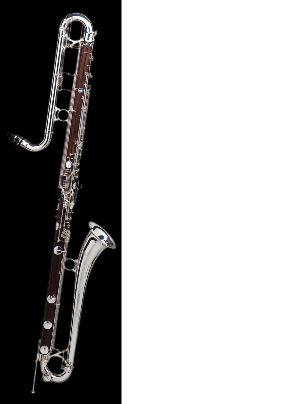 Clarinete contrabajo SELMER modelo 28