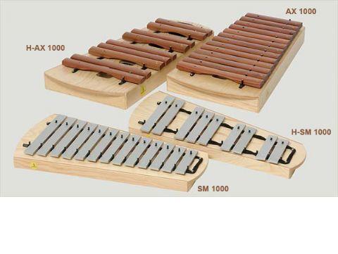 Complemento cromático xilófono alto STUDIO 49 modelo HAX1000