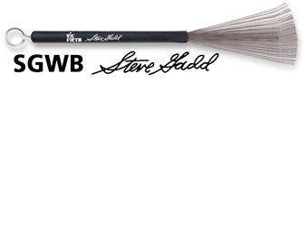 Par de escobillas VIC FIRTH modelo STEVE GADD WIRE BRUSH SGWB