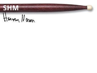 Baquetas VIC FIRTH modelo HARVEY MASON SHM
