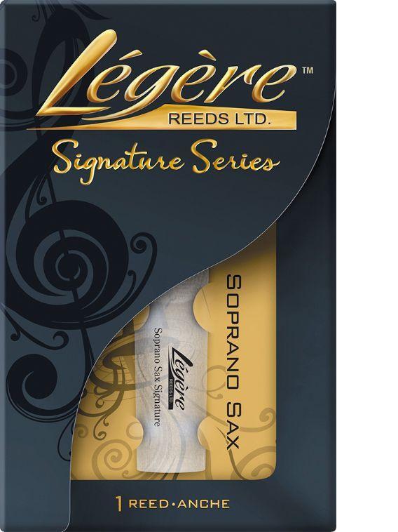 Caña saxofon soprano LEGERE modelo SIGNATURE