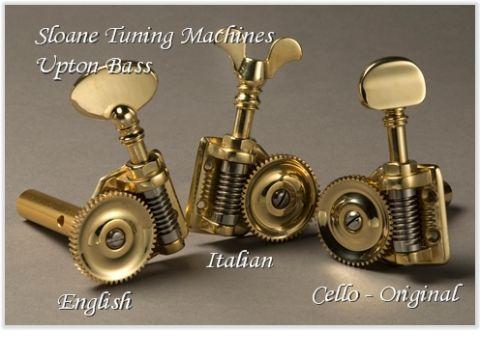 Clavijero contrabajo 4 cuerdas DAVID GAGE modelo SLOANE