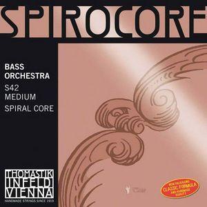 Juego cuerdas contrabajo 1/4 SPIROCORE ORCHESTRA modelo S3874-0
