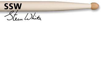 Baquetas VIC FIRTH modelo STEVE WHITE SSW