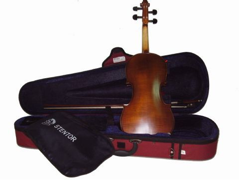Violin 1/4 STENTOR modelo STUDENT II SH satinado
