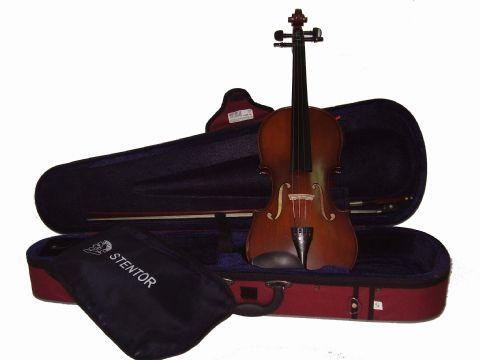 Violin 4/4 STENTOR modelo STUDENT II SH satinado