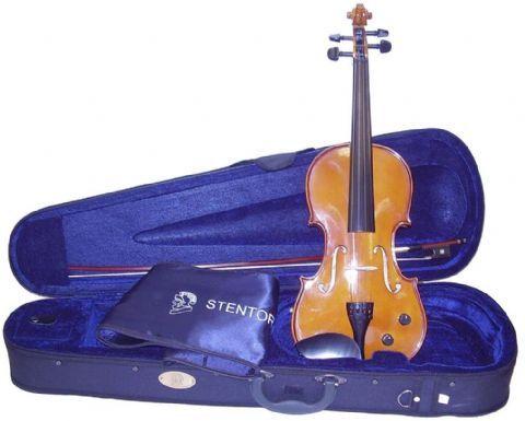 Violin eléctrico 4/4 STENTOR modelo STUDENT II ELECTRIC