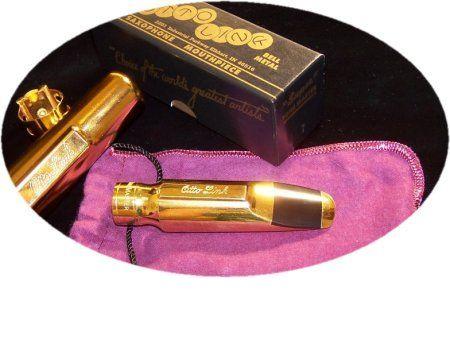 Boquilla saxofon tenor OTTO LINK modelo VINTAGE metalica