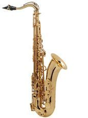 Saxofon tenor SELMER modelo SERIE III JUBILE chapado oro