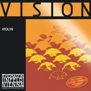 Cuerda 4ª violin 1/2 - 1/4 - 1/8 - 1/10 - 1/16 VISION modelo VI04