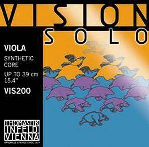 Cuerda 4ª viola VISION SOLO modelo VIS24