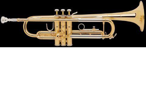 Trompeta Sib BACH modelo TR200 LACADA