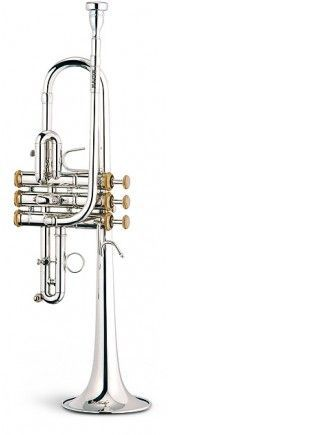 Trompeta STOMVI Elite modelo 5510