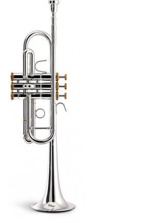 Trompeta STOMVI Forte modelo 5003