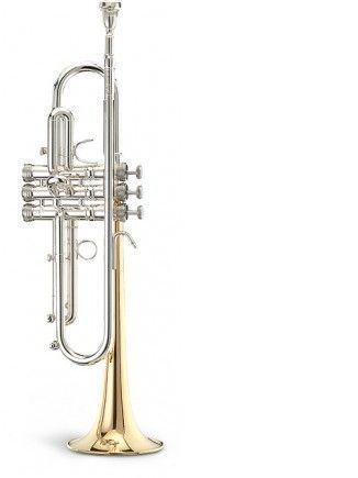 Trompeta STOMVI Master modelo 5381