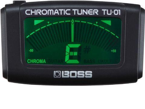 Afinador modelo TU-01