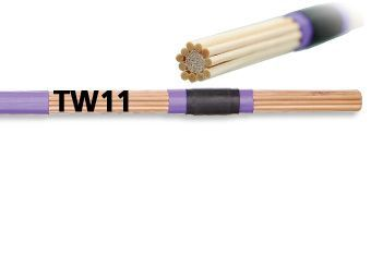 Par de rods VIC FIRTH modelo TW 11