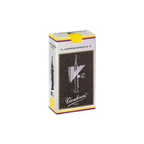Caja de cañas saxofón soprano VANDOREN modelo V12