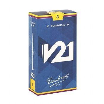 Caja de cañas clarinete VANDOREN modelo V21