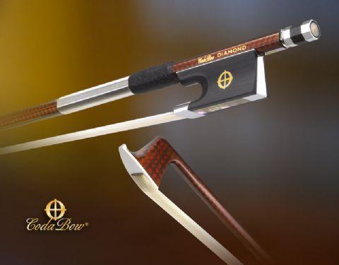 Arco violin 4/4 carbono modelo DIAMOND GX