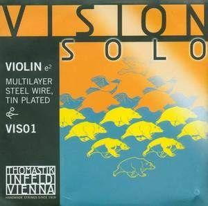 Cuerda 3ª violin VISION SOLO modelo VIS03 plata