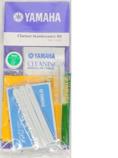 Kit de mantenimiento para clarinete YAMAHA modelo CL MKIT J01