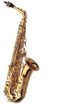 Saxofón alto YANAGISAWA modelo King A-901