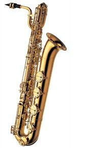 Saxofón baritono YANAGISAWA modelo Elimona B-991