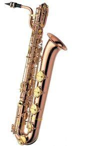 Saxofón baritono YANAGISAWA modelo Elimona Bronce B-992